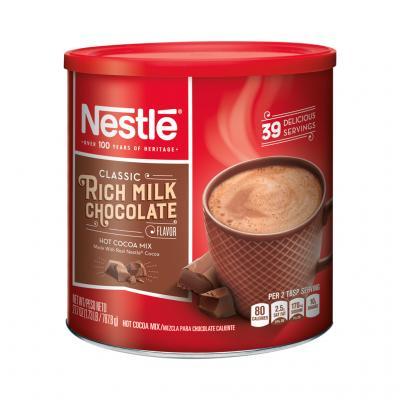 Achocolatado Nestlé
